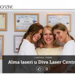 Alma laseri u Diva Laser Centru