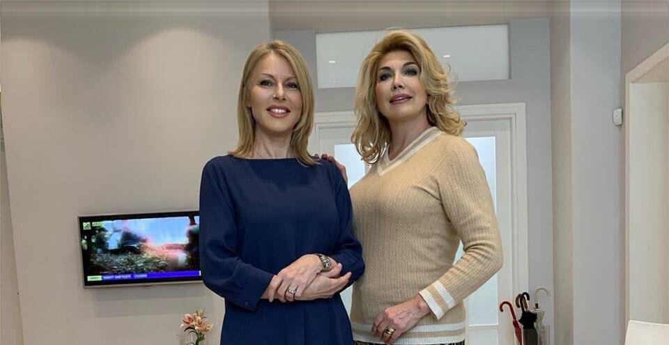 Dr Natasa i Suzana Mancic